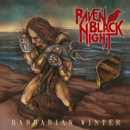 Raven Black Night - Barbarian Winter - 2013