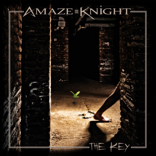 Amaze Knight - The Key - cover