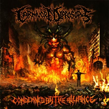 Carnivore Diprosopus - Condemned By The Alliance - 2013