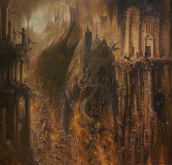 Craven Idol - Towards Eschaton - 2013