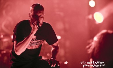 Meshuggah live @ Los Angeles 2013