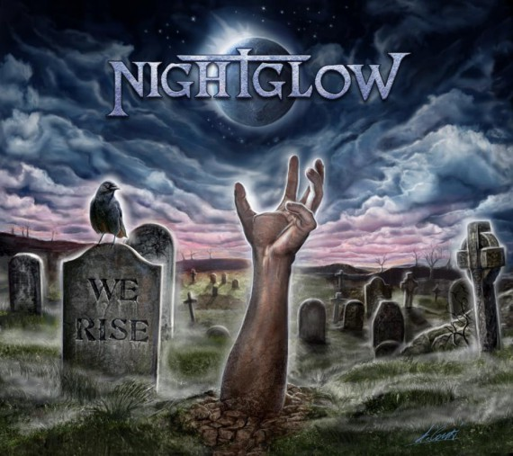 NIGHTGLOW-we rise-cover