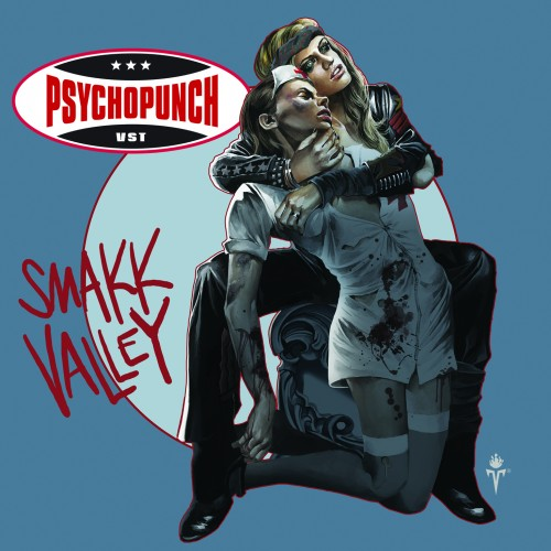 PSYCHOPUNCH - Smakk Valley - Cover