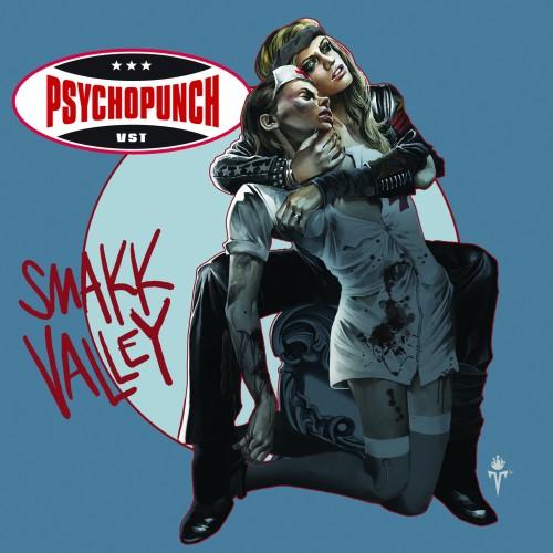 PSYCHOPUNCH - Smakk Valley - Cover