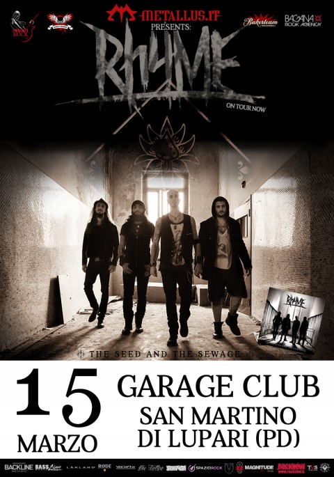 Rhyme-Garage padova -2013