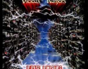 Vicious Rumor - 1988 - Digital Dictator