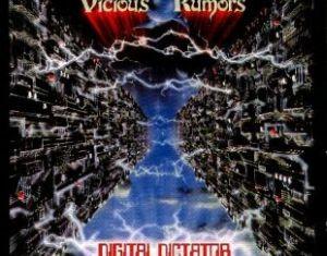 Vicious Rumor - 1988 - Digital Dictator