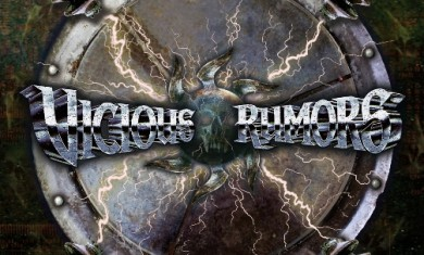 Vicious Rumors - Electric Punishment - 2013 PRINT