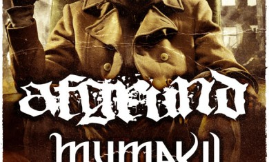 afgrund - locandina tour - 2013
