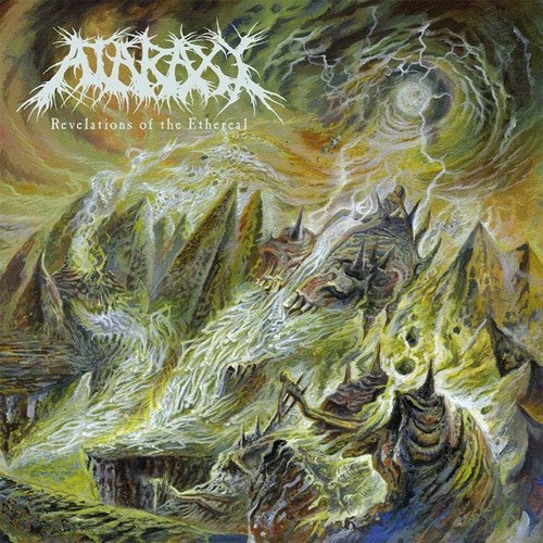 ataraxy - revelations of the ethereal - 2013