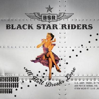 black star riders - all hell breaks loose - 2013