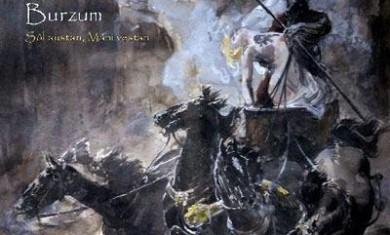 burzum - Sol austan, Mani vestan - 2013