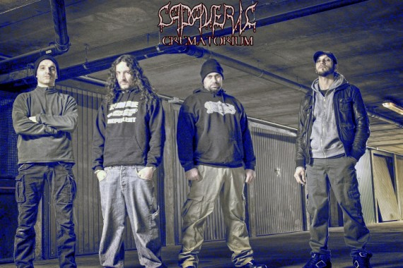 cadaveric crematorium - band - 2013