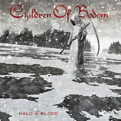 children of bodom - halo of blood - 2013
