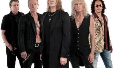 def leppard - band - 2013