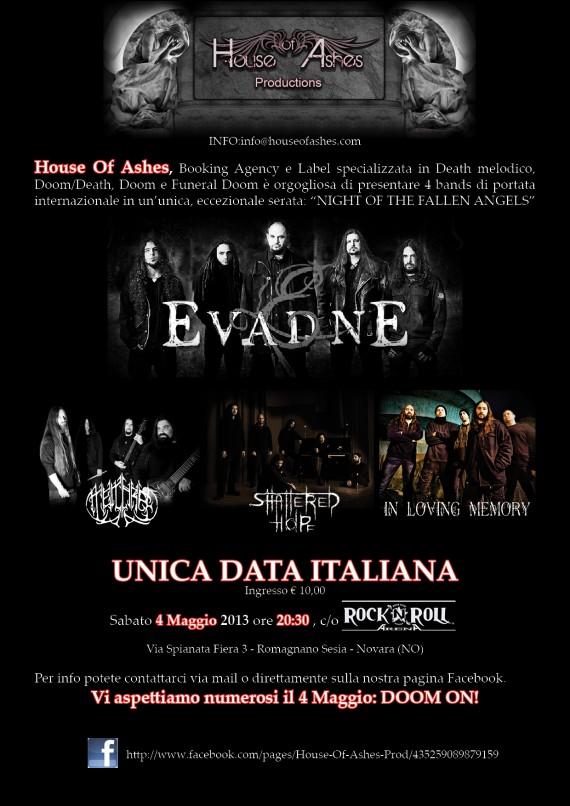 evadne - locandina - 2013