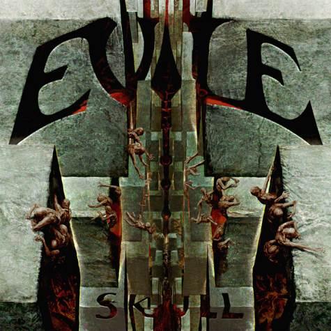 evile - skull - 2013