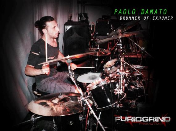 exhumer - paolo damato - 2013