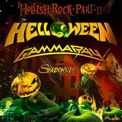 helloween + gammaray - tour 2013