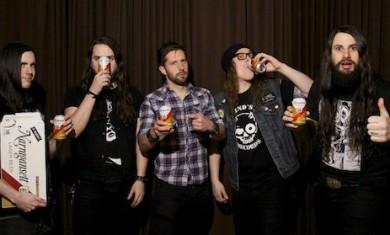 howl - band - 2013