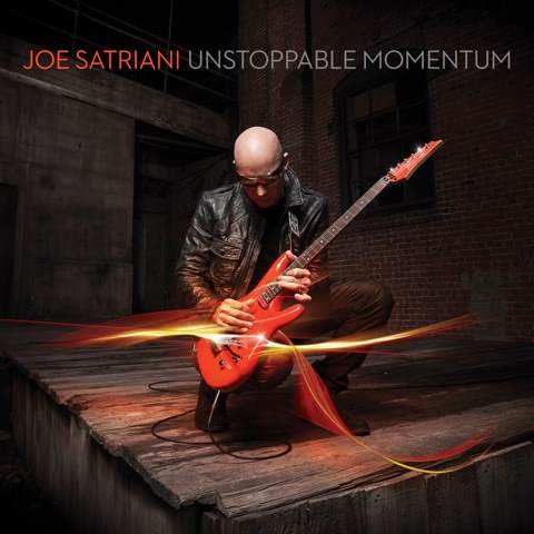 joe satriani - unstoppable momentum - 2013