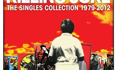 killing joke - the singles collection - 2013