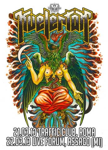 kvelertak - poster - 2013