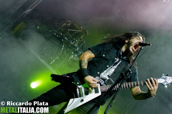 machine head - robb flynn live 2011
