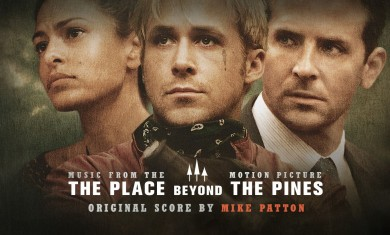 mike patton - the place beyond the pines - 2013