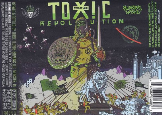 municipal waste - toxic revolution - 2013