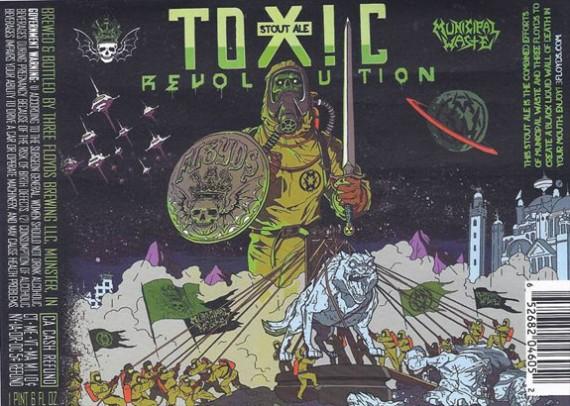 municipal waste - toxic revolution - 2013
