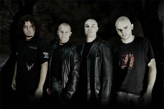 no man eyes - band - 2013