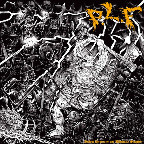 p.l.f. - devious persecution and wholesale slaughter - 2013
