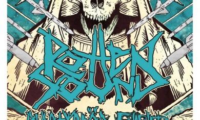 rotten sound - locandina euro tour - 2013