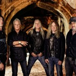 "SAXON: il lyric video della nuova ""Queen Of Hearts"""