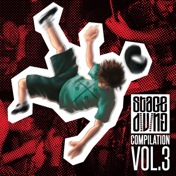 stage diving comp - volume 3 - 2013