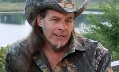 ted nugent - 2013