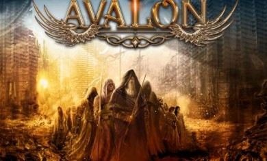 Timo Tolkki's Avalon - The Land Of The New Hope - 2013