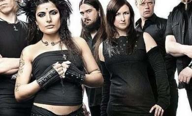 tristania band2011