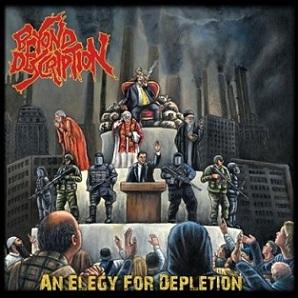 BEYOND DESCRIPTION  - an elegy for deplation - 2013