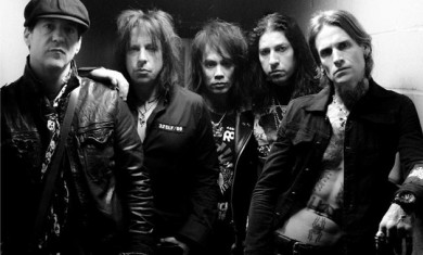 Buckcherry - band - 2013