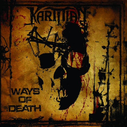 Karmian - Ways Of Death - 2012