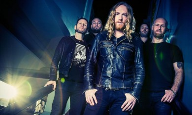 Dark Tranquillity - intervista band - 2013