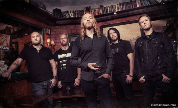 Dark Tranquillity - tbt band - 2013
