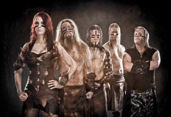 Ensiferum - band - 2013