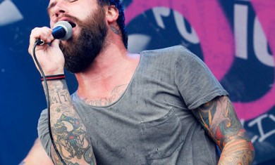 Every Time I Die - Keith Buckley - 2012