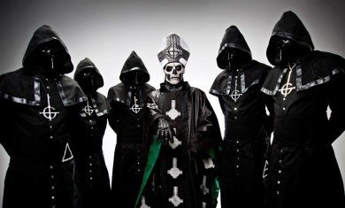 Ghost - band - 2013