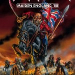 Iron Maiden - Maiden England'88 - Front Cover