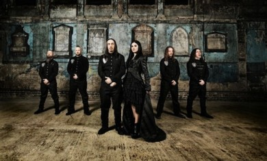 Lacuna Coil - Band Newsletter - 2014