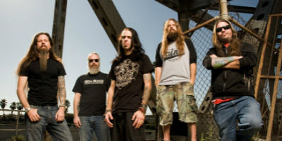 Lamb of god - band - 2013
